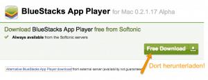 Download Bluestacks v02117 für Mac
