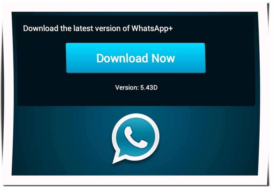 Download der WhatsApp plus .apk-Datei