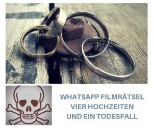 Filmquiz: 4 Hochzeiten und ein Todesfall in Bildern