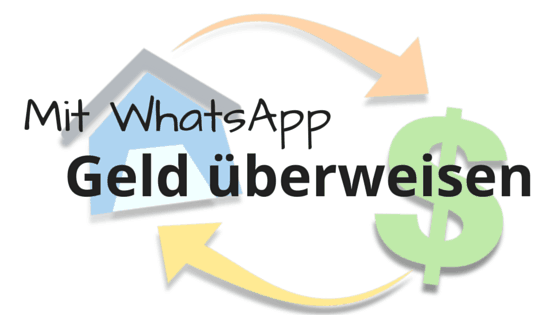 Mit WhatsApp Geld überweisen   Online-Banking unter Freunden mit der Ping Pay App