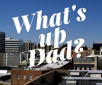 What's Up, Dad? Cover TV-Serie